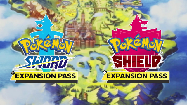 Pokemon Sword Shield New Pokemon
