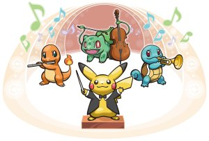 Pokémon Symphonic Evolutions