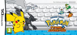 Battle & Get! Pokémon Typing DS - Repackage