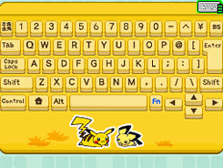 Battle & Get! Pok�mon Typing DS