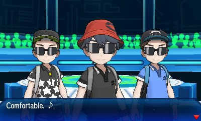Pokémon Ultra Sun & Ultra Moon - Battle Agency