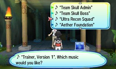 Pokemon Usum Battle Tree Teams