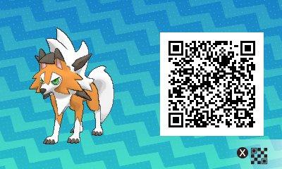 Pokémon Ultra Sun Ultra Moon Island Scan