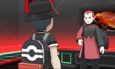 Pokémon Ultra Sun & Ultra Moon - Team Rainbow Rocket