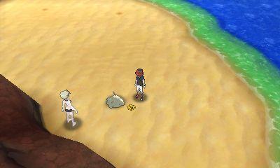 Pokémon Ultra Sun & Ultra Moon - Totem Stickers