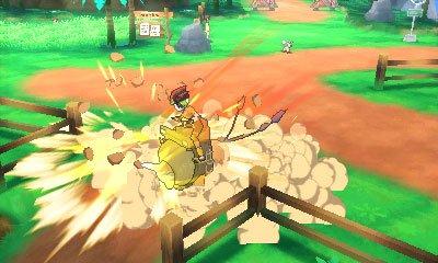 Pokémon Ultra Sun & Ultra Moon - PokéRide