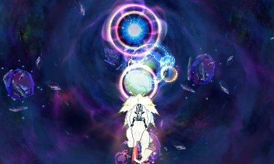 Pokémon Ultra Sun & Ultra Moon - Ultra Wormholes
