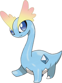 Evolutions of the new fossil Pokemon revealed Amaura