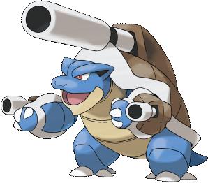 MegaEvolutions! Blastoise