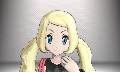 Photo, Photo, Photo, Photo - Pokémon X & Y - Trainer Customisation