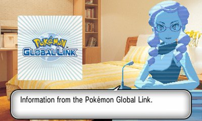Global trading system pokemon y