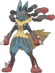 Pokemon X and Y Discussion - Page 2 Megalucario