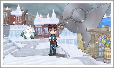 Pokémon X & Y - Photo Spots