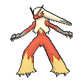Pokémon GO Blaziken stats and Max CP