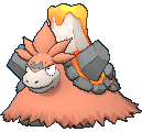 Image result for mega camerupt sprite