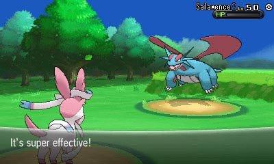 Pokemon X Y Fairy Type
