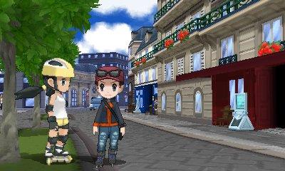 Pokemon X Y Roller Skates